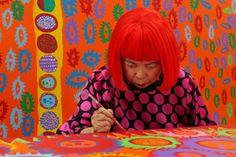 Japanese artist Yoyo