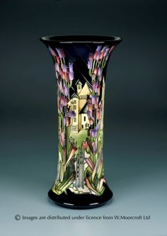 Town of Flowers by Kerry Goodwin - Moorcroft