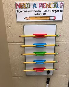 Today's day of our new pencil system! Praying this one works because I'm … Today's day of our new pencil system! Praying this one works because I'm tired of going through boxes of pencils each month! Classroom Hacks, 5th Grade Classroom, Middle School Classroom, Classroom Setup, Classroom Design, Math Classroom Decorations, Classroom Ideas Secondary, Future Classroom, Teacher Organization