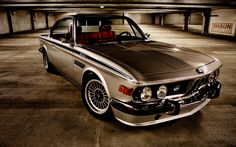 "1974 BMW 3.5 CSi Alpina B2     ""Timeless Beauty"""
