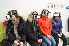Mainstream venture capitalists pumped up startups in virtual and augmented reality in the third quarter, with a record $2.3 billion invested in the last 12 months, according to tech advisor Digi-Capital.
