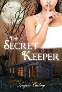 Introducing a new publication by Angela Carling – The Secret Keeper, in this cover reveal.