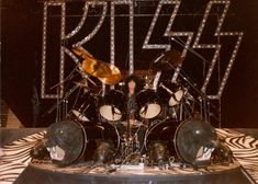 Eric Carr, Best Rock Bands, Hot Band, Drums, Music Instruments, Kiss, Makeup, Argentina, Make Up