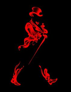 Red on black Johnnie Walker Whisky, Walker Logo, Red Logo, Animes Wallpapers, Black White Red, Paint Shop, Graphic Design Illustration, My Favorite Color, Black Backgrounds