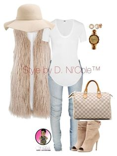 """Untitled #2944"" by stylebydnicole ❤ liked on Polyvore featuring River Island, Balmain, Helmut Lang, Burberry, Louis Vuitton, S'well, Allurez and ALDO"
