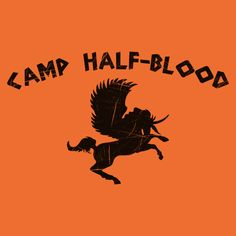 I found this on www.poputees.com and I want it! #camphalfblood