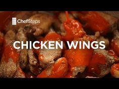 Chicken Wings - YouTube