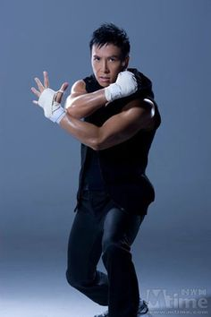 Donnie Yen. Chinese martial artist, actor, director, fight choreographer, and producer in Hong Kong. Grew up in Mass., son of Sifu Bow Sim Mark, who still teaches out of the Boston area.