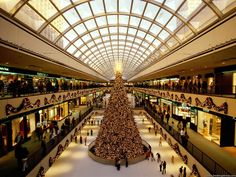 Galleria, Houston, Texas....for those of us in the southern suburbs - this IS a road trip!  LOL