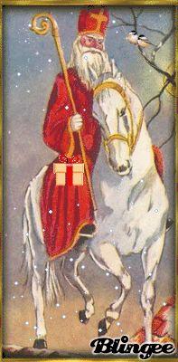 Nikolaus Weihnachtsmann  Chritmas Weihnachten   Baumwolle  50x110 cm
