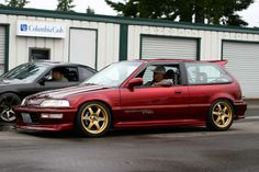 Honda Civic 4G EF