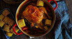 Fowl Play: The Easiest Chicken Pot Roast!