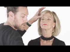 how to create an eye make-up in just 5 steps with 3 colors Fairy Makeup, Mermaid Makeup, Makeup Art, Makeup Tips, Gothic Makeup, Fantasy Makeup, Eva Longoria, Nasolabial Folds, Carnival Makeup