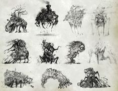 alice madness returns concept art - Поиск в Google