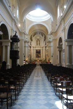 The Jesuit Church, Valletta, Malta