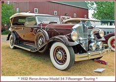 1932 Pierce-Arrow Touring | por sjb4photos