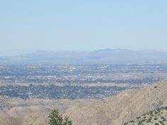 Zooming In On The View of Hesperia