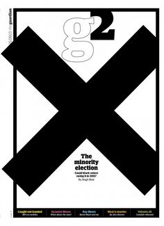 Guardian G2 cover: The minority election