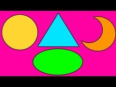 Super Simple Learning Shapes Teach Toddlers Babies Preschool Shapes Learning Video - YouTube