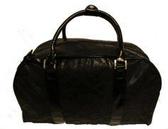 Alpha Travel Gear Black Lace Duffle