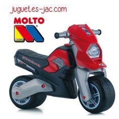 Moto Extreme de Molto a partir de 3 años.