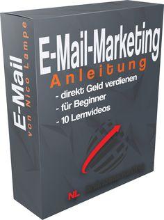 Eine super günstige E-Mail-Marketing Komplettanleitung! #Affiliate - #PassivesEinkommen #marketing #onlinegeldverdienen (Werbelink)