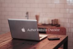 I Believe in Story | 10 Necessary Elements of an Author Website <-- GREAT list.