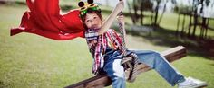Grisino kids clothes from Argentina symbolizes color, fun, laughter and frienship.