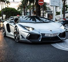Customised Lamborghini Aventador Roadster
