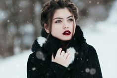 Snowy day by Jovana Rikalo on 500px