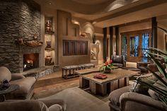 modern southwest decor   Southwest Interior Design Ideas Design Ideas, Pictures, Remodel and ...