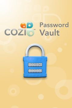 I SO need this!! The Cozi Password Vault saves all your passwords safely right on your iPhone.