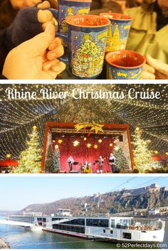 Curious about the Christmas market cruise with Viking River Cruises? Read all about going on a Rhine River Cruise in December. via @52perfectdays