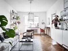 Un appartement aux touches vertes - Lili in wonderland
