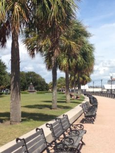 Waterfront park. Charleston, SC  Looking to find your own piece of Charleston paradise?