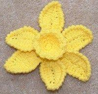 Daffodilly by Crochet Geek