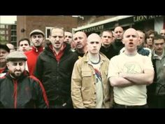 puma commercial england valentine's day by football hooligans