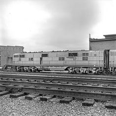 [Atchison, Topeka, & Santa Fe, Diesel Electric Passenger Locomotive No. 11A]