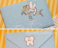 FREE EDITABLE PRINTABLE: Letters to the Tooth Fairy from Magnolia Creative Co.  DOWNLOAD HERE! Not through Scribd. http://magnoliacreative.blogspot.com/p/free-pr.html