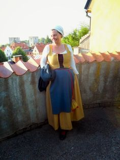Eva's historical costuming blog: A French 16th century peasant woman's costume