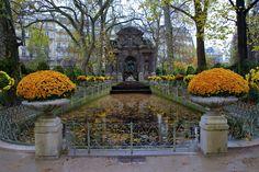 Jardin de Luxembourg | photo by Andrew Eberlin