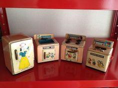 Vintage Disney Snow White Tin Kitchen Toy Set by Maruyoshi Japan | eBay