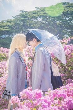 Your Lie in April-Miyazono Kaori cosplay