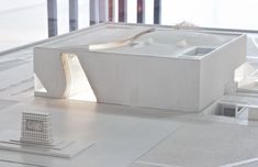 Concept Models Architecture, Museum Architecture, Interior Architecture, Interior Design, Hangzhou, Shenzhen, Steven Holl, Arch Model, Design Museum