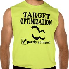 Body building humor sleeveless t-shirts