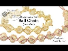 Make a Ball Chain Bracelet - YouTube