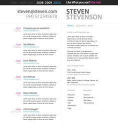 Resume Simple Format Curriculumvitae Beautiful Excellent Professional Curriculum Vitae .