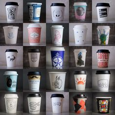 Coffee On Instagram: Coffee Cups Of The World http://sprudge.com/coffee-on-instagram-coffee-cups-of-the-world-102795.html