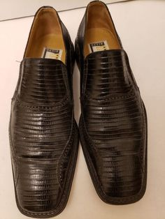 04e4dcfbc34 Men's David Eden - Genuine Jeju Lizard Slip-on Loafer Size 8. Corina Holder  · Dress Shoes