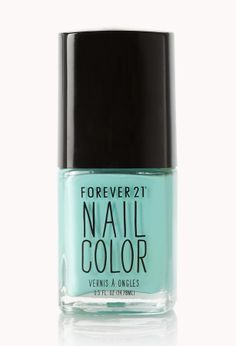 Forever 21 Mint Leaves Nail Polish on shopstyle.com